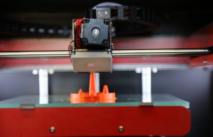 3D печать и лазерная гравировка