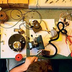 Творческая мастерская «Собираем сканирующий зондовый микроскоп своими руками»